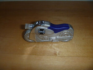 MOTORCYCLE PROFILE BUTANE LIGHTER NEW