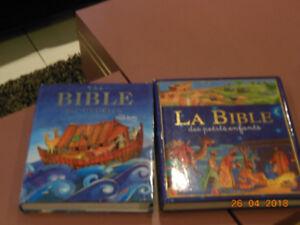 La bible des petits enfants/bible for children
