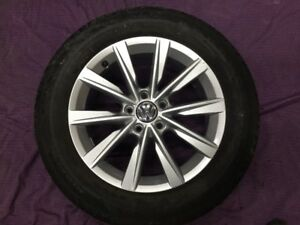 MAGS FOR VOLKSWAGEN AVEC PNEUS/ WITH TIRES 17 ""