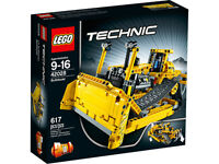 Lego Technic 42028, new in factory sealed box
