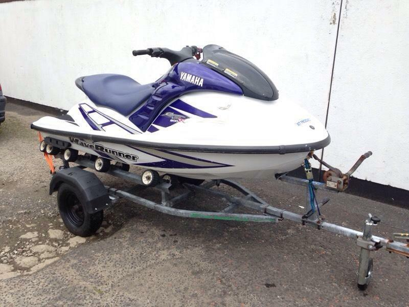 2004 yamaha gpr 800 waverunner jetski jet ski forsale in newtownstewart county tyrone gumtree. Black Bedroom Furniture Sets. Home Design Ideas