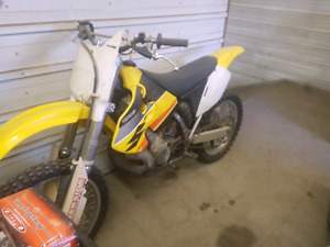 1999 rm 250. In hinton ab