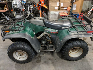 2000 Arctic Cat 500 ATV  $2400   RPM Cycle