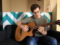 Calgary Guitar and Ukulele Lessons