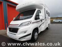 Auto-Trail Tribute T-625 Lo- Line Motorhome MANUAL 2018