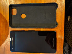 Google pixel 2 Excellent condition, case included