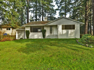 Solid, Four Bedroom Home on a ¼ Acre Lot