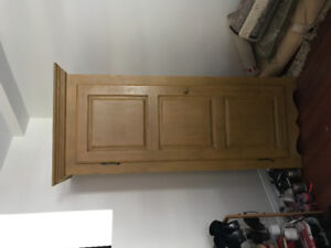 Solid Wood Cabinet/Pantry