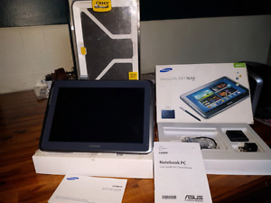 """""""almost new"""" Samsung Galaxy Note  10.1    32 G"""