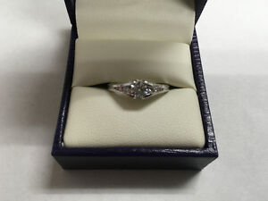 Engagement Ring Canadian Diamond Prince George British Columbia image 4