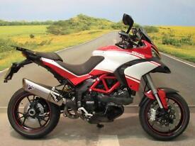 Ducati Multistrada 1200S Pikes Peak *Low miles, Termignoni exh, Radiator cover*