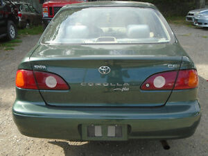1999 Toyota Corolla Sedan Cambridge Kitchener Area image 3