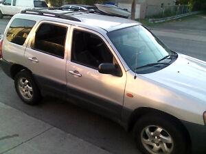 2004 Mazda Tribute VUS
