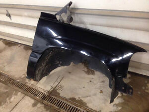 Passenger Fender for 99-06 GMC