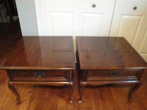 Gibbard Tables
