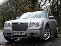 2010 10 Chrysler 300C 3.0CRD V6 auto SRT Design SAT NAV..HIGH SPEC !!