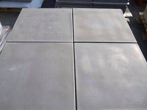 Makinstone pavers factory outlet 500x500x40mm charcoal pavers West Gosford Gosford Area Preview