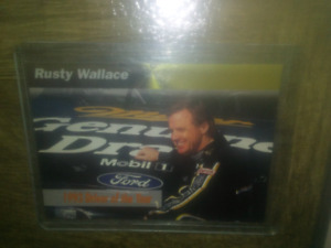 Nascar  Rusty Wallace    1993  driver of the year
