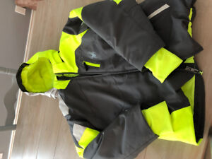 Boys Spyder Ski Suit - Jacket & Pants Size 14