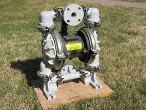 Diaphragm pumps kijiji in alberta buy sell save with sandpiper pb1 a air powered double diaphragm pump ccuart Images