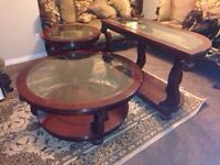 3 tables in great condition