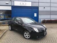 2009 Alfa Romeo Mito 1.4 TB Lusso 3dr, Full Leather, Apple Play Stereo 3 door...