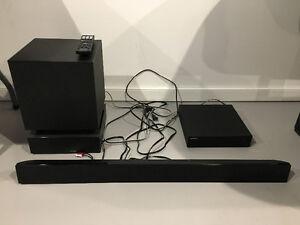 Sony HT-CT550w sound bar