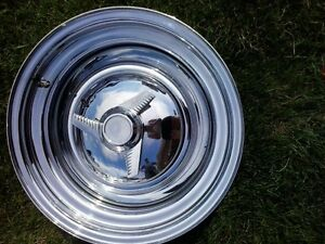 Chrome Reverse Rims