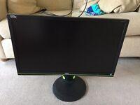 Nvidia GSynch monitor.