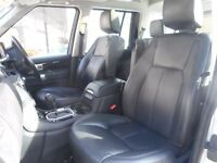 Land Rover Discovery 4 TDV6 HSE 7SEAT (silver) 2009