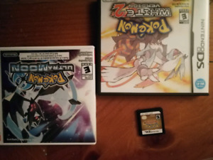 Selling pokemon games 3ds