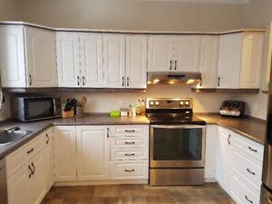 Armoire de cuisine / kitchen cabinet