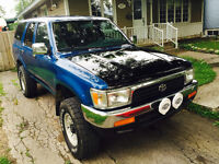 1992 Toyota Other 5R5 Other