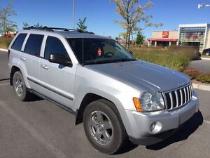 Jeep Grand Cherokee Laredo 2007 cuir & toit & trail rated