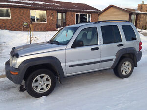 2002 Jeep Liberty Mechanic Special