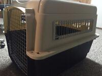 Medium sized PetMate animal kennel