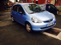HONDA JAZZ 5 Door 2003 LONG MOT GOOD CONDITION £795