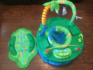 Evenflo Exersaucer Triple Fun amazon exersauser