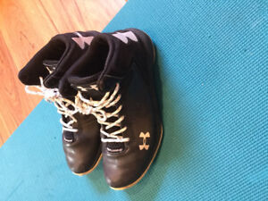 Youth Under Armour Basketball Sneakers - Size 5