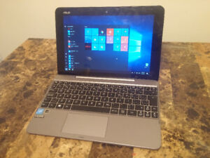 "10.1"" Asus Transformer Book 2-in-1  PC Tablet - Windows 10"