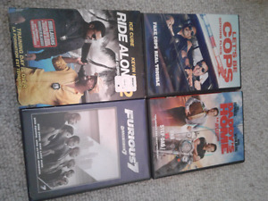 Movies 30$ for all 8 movies