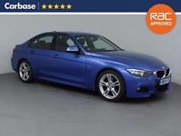 2014 BMW 3 SERIES 330d M Sport 4dr Step Auto