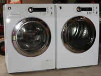 GE Washer & Dryer Apartment Size