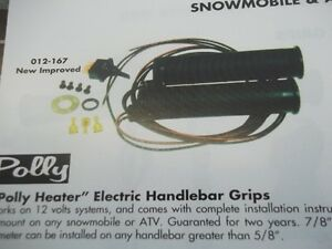 KNAPPS in PRESCOTT  HAS LOWEST PRICE ON HANDLEBAR HEATERS !!!!