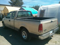 1999 Ford F-150 extended cab
