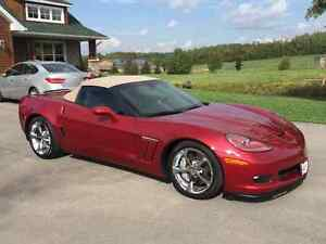 2011 Chevrolet Corvette Grand Sport 3LT Convertible