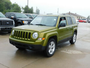 2012 Jeep Patriot Sport*ACCIDENT FREE*POWER PACKAGE*AUX/CRUISE