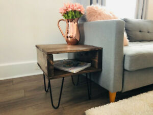 END TABLE and other furniture