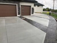 Concrete , paving and restoring