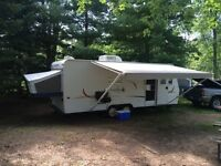23' Jay Feather Trailer
